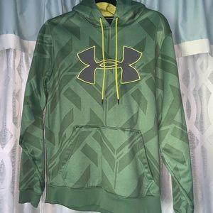 Under armor hoodie!!